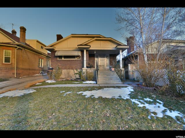 Home for sale at 563 S 900 East, Salt Lake City, UT 84102. Listed at 351900 with 4 bedrooms, 2 bathrooms and 2,220 total square feet
