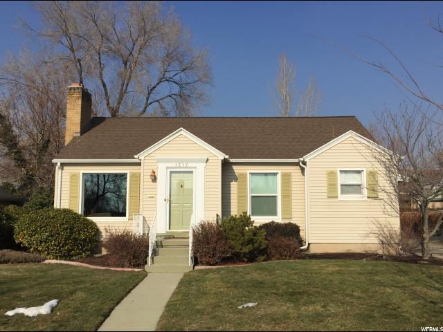 Home for sale at 1717 E Wilson Ave, Salt Lake City, UT  84108. Listed at 409900 with 3 bedrooms, 2 bathrooms and 1,954 total square feet