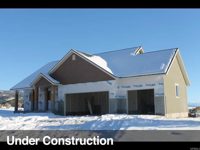 Single Family for Sale at 4718 E COUGAR RUN Road Birdseye, Utah 84629 United States