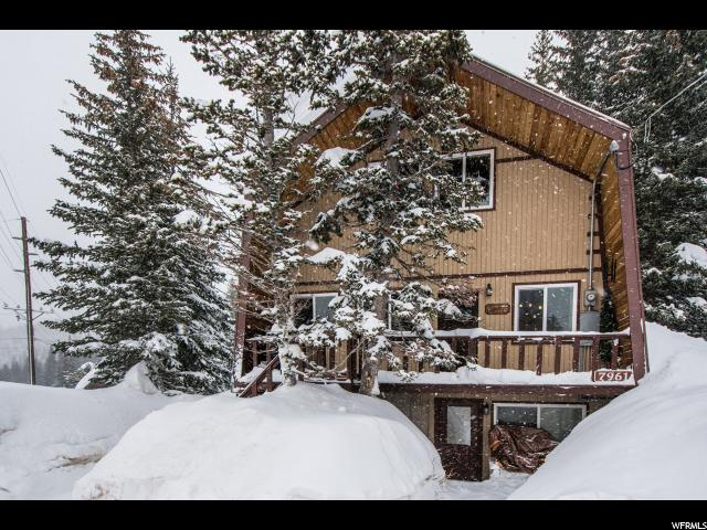 Single Family for Sale at 7961 S BIG COTTONWOOD CYN Road Brighton, Utah 84121 United States