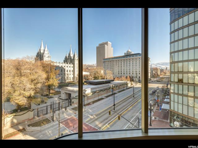 Additional photo for property listing at 55 W SOUTH TEMPLE Street 55 W SOUTH TEMPLE Street Unit: 501 Salt Lake City, Utah 84101 États-Unis