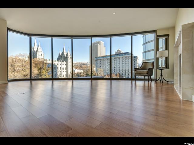 Home for sale at 55 W South Temple St #501, Salt Lake City, UT  84101. Listed at 1715000 with 2 bedrooms, 3 bathrooms and 2,027 total square feet