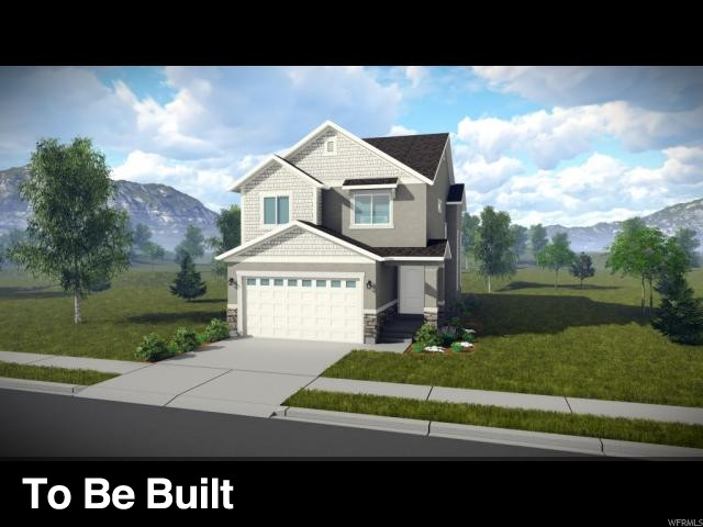 Single Family for Sale at 5004 W LONGBOAT Lane 5004 W LONGBOAT Lane Unit: 59 Herriman, Utah 84096 United States