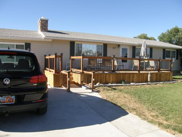 Single Family for Sale at 215 E 300 S Castle Dale, Utah 84513 United States