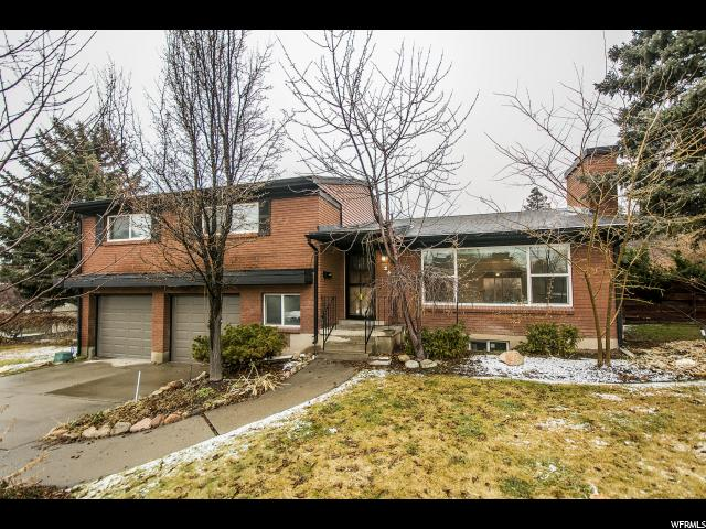 Home for sale at 2621 E Spring Haven Dr, Salt Lake City, UT  84109. Listed at 429999 with 4 bedrooms, 3 bathrooms and 2,707 total square feet