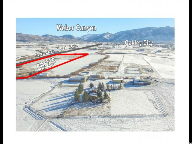 Land for Sale at 1755 W STATE ROAD 32 1755 W STATE ROAD 32 Peoa, Utah 84061 United States