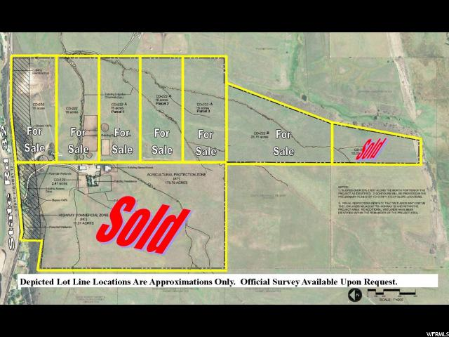 Land for Sale at 1945 W STATE ROAD 32 1945 W STATE ROAD 32 Peoa, Utah 84061 United States