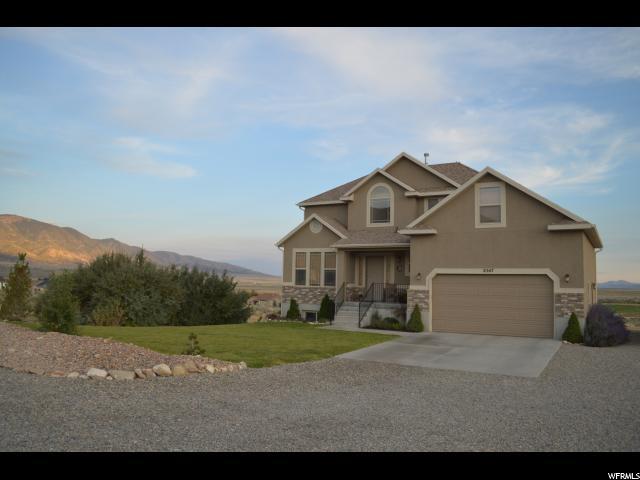 单亲家庭 为 销售 在 2547 W DEER RUN Drive Stockton, 犹他州 84071 美国