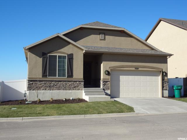 Single Family for Sale at 3327 N FALCON WAY Layton, Utah 84040 United States