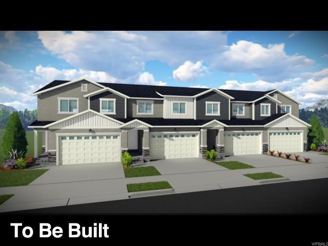 Casa unifamiliar adosada (Townhouse) por un Venta en 4193 W SHADE CREST Lane 4193 W SHADE CREST Lane Unit: 331 Herriman, Utah 84096 Estados Unidos