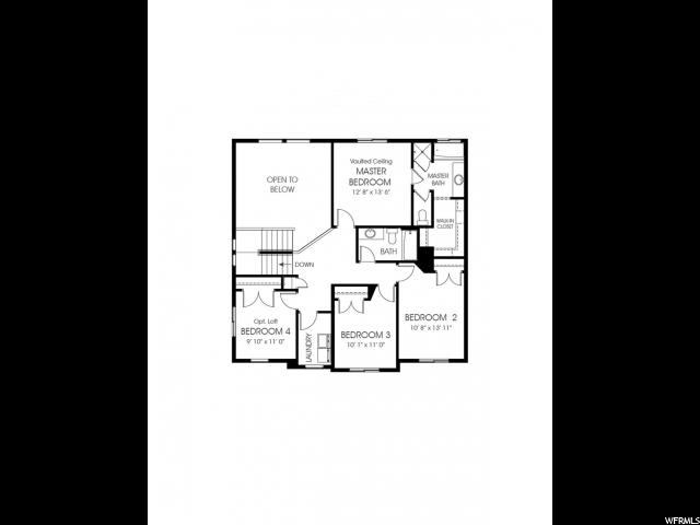 4878 W EIFFEL WAY Unit 47 Riverton, UT 84096 - MLS #: 1427368
