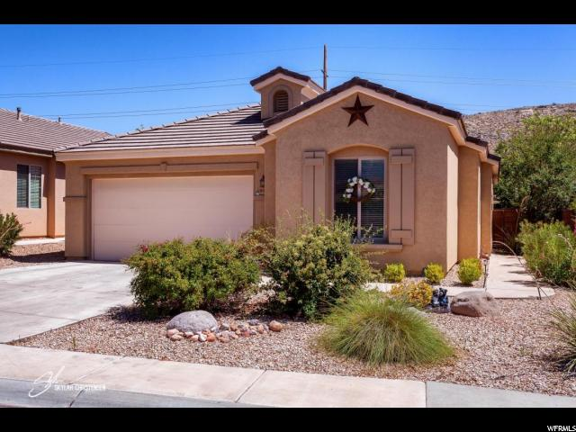 MLS #1427403 for sale - listed by Bob Richards, Keller Williams Realty St George (Success)