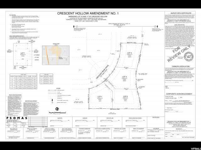 Land for Sale at Address Not Available Sandy, Utah 84070 United States