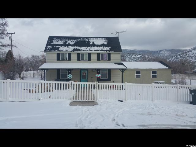 单亲家庭 为 销售 在 111 S MAIN Street Sterling, 犹他州 84665 美国