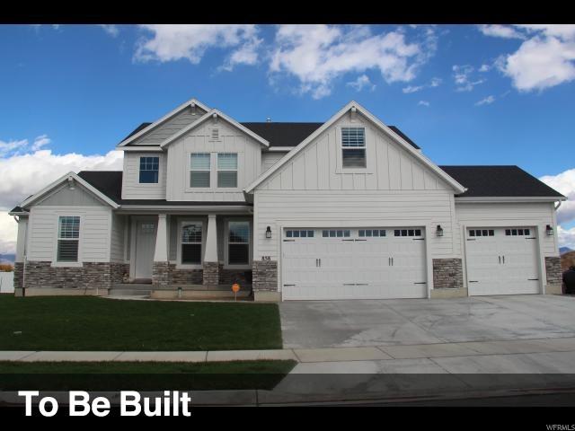 Unique la famille pour l Vente à 840 N SILVER WOLF Road 840 N SILVER WOLF Road Unit: 36 Elk Ridge, Utah 84651 États-Unis