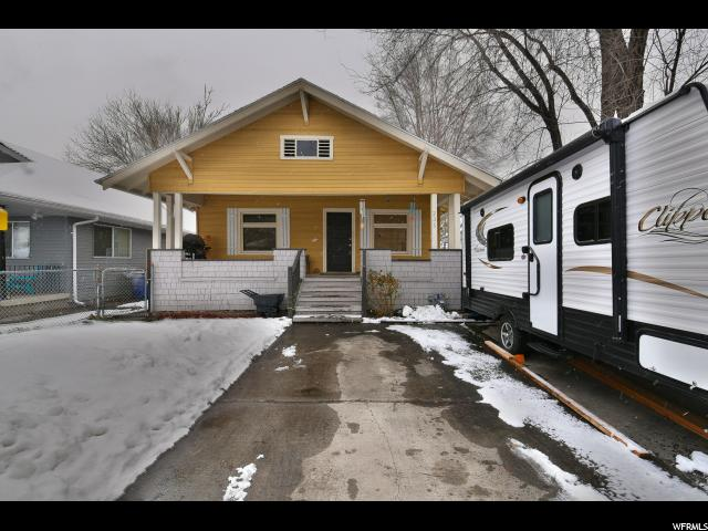 Home for sale at 231 E Kelsey Ave, Salt Lake City, UT  84111. Listed at 205000 with 2 bedrooms, 1 bathrooms and 804 total square feet