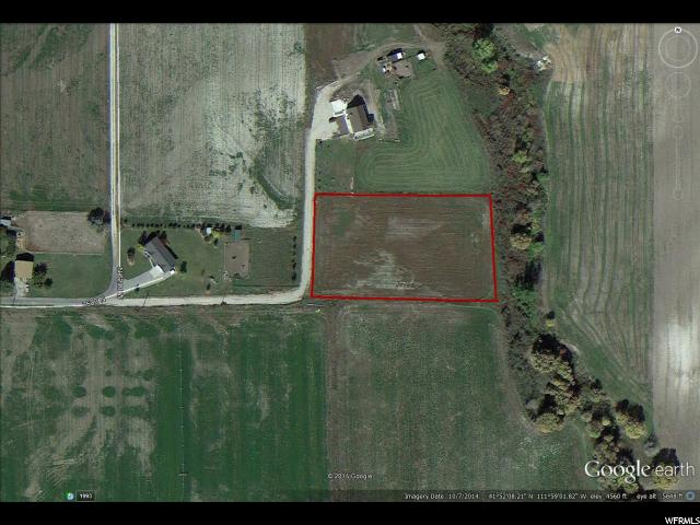 Land for Sale at 6103 W 7500 N Newton, Utah 84327 United States