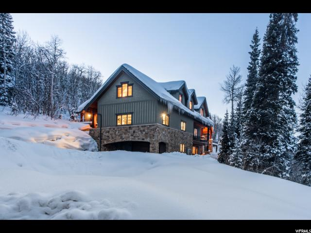 Single Family for Sale at 7487 BUCKBOARD Drive Park City, Utah 84098 United States