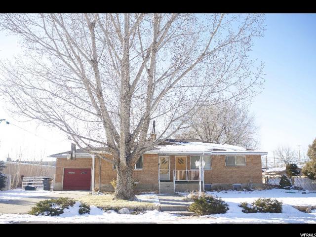Один семья для того Продажа на 87 N 100 E Salina, Юта 84654 Соединенные Штаты