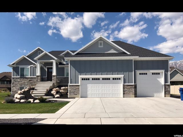单亲家庭 为 销售 在 2594 W 2225 N Farr West, 犹他州 84404 美国