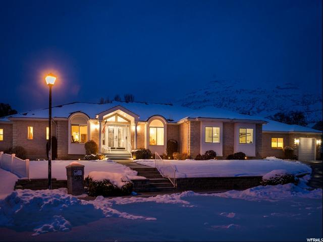 单亲家庭 为 销售 在 455 E 500 N Lindon, 犹他州 84042 美国