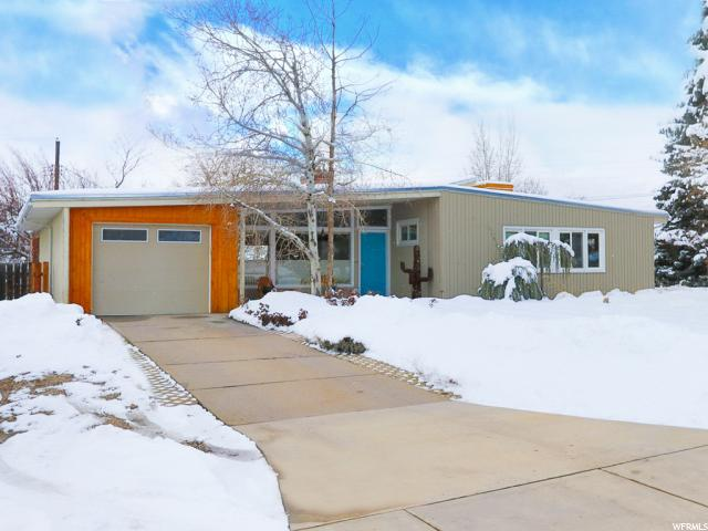 Home for sale at 3247 E 3925 South, Holladay, UT 84124. Listed at 349000 with 3 bedrooms, 1 bathrooms and 1,392 total square feet