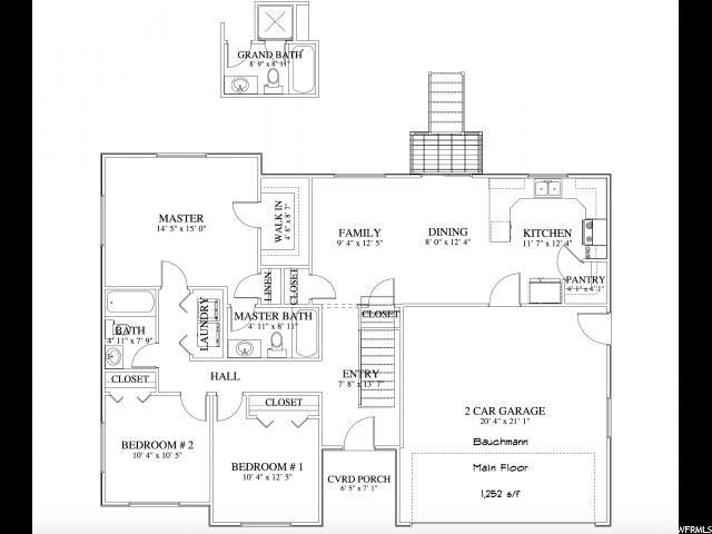 3781 E PAWNEE RD Unit 43 Eagle Mountain, UT 84005 - MLS #: 1428175