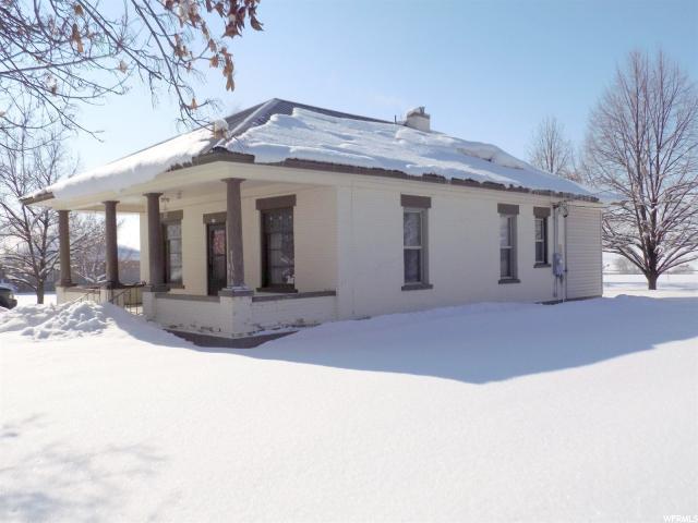 单亲家庭 为 销售 在 38 S 400 W Richmond, 犹他州 84333 美国