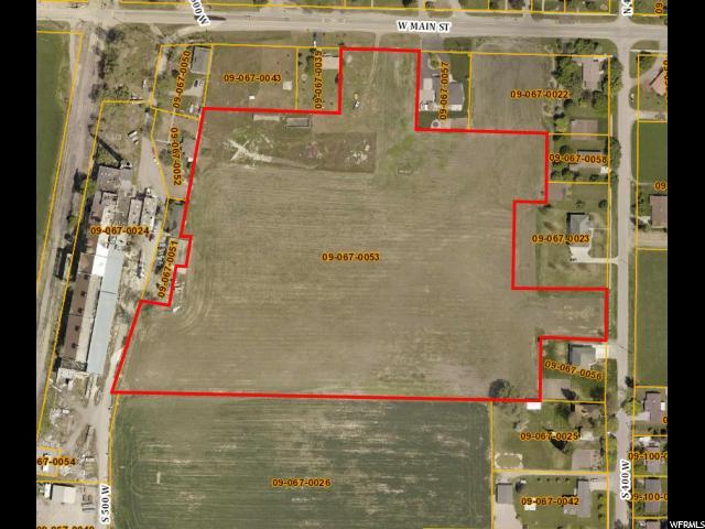 土地 为 销售 在 80 S 400 W Richmond, 犹他州 84333 美国