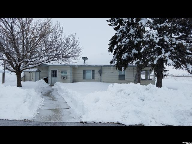 Single Family for Sale at 13745 N 5400 W Garland, Utah 84312 United States