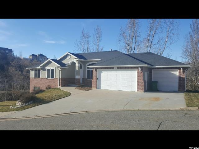 1907 N BRIDGE CT, Layton UT 84040