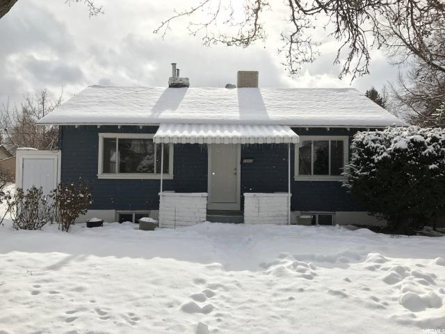 Home for sale at 1002 E Crandall Ave, Salt Lake City, UT  84106. Listed at 309900 with 3 bedrooms, 2 bathrooms and 1,688 total square feet