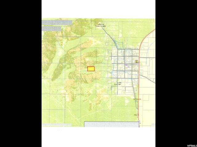Land for Sale at 575 E 900 N Cedar Fort, Utah 84013 United States