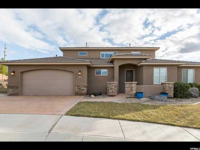 MLS #1428488 for sale - listed by Bob Richards, Keller Williams Realty St George (Success)