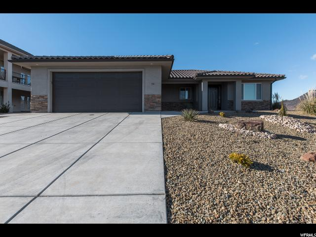 MLS #1428504 for sale - listed by Bob Richards, Keller Williams Realty St George (Success)