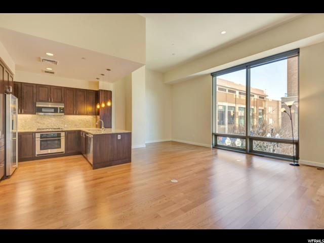 Home for sale at 45 W South Temple St #201E, Salt Lake City, UT  84101. Listed at 667000 with 1 bedrooms, 1 bathrooms and 1,532 total square feet