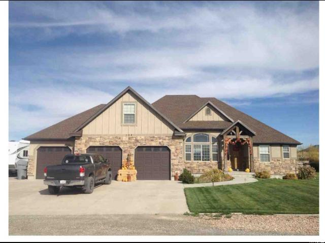 Single Family for Sale at 128 W 1370 S Mona, Utah 84645 United States