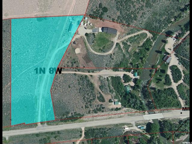 Land for Sale at 11250 N 44470 W Hanna, Utah 84031 United States