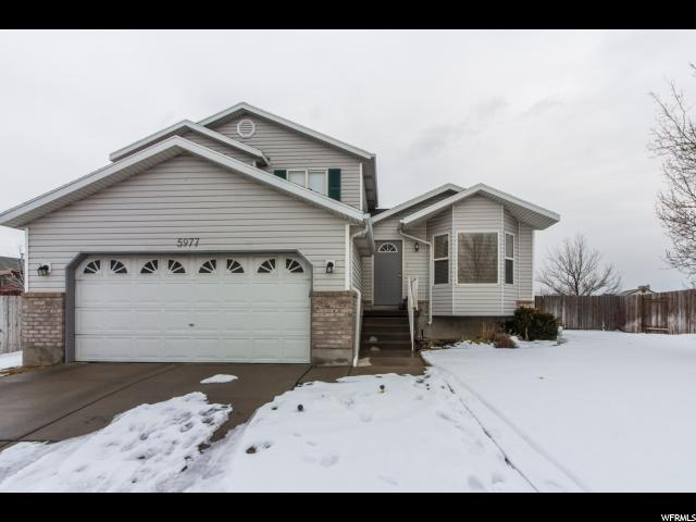 Single Family for Sale at 5977 S IMPRESSIONS Drive Kearns, Utah 84118 United States