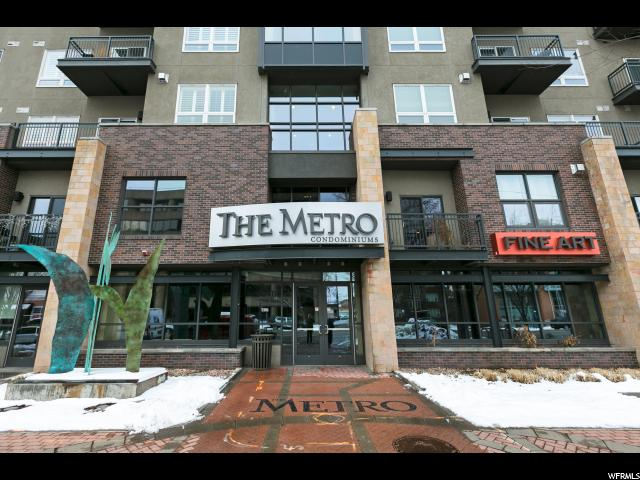 Home for sale at 350 S 200 East #413, Salt Lake City, UT  84111. Listed at 250000 with 1 bedrooms, 1 bathrooms and 693 total square feet