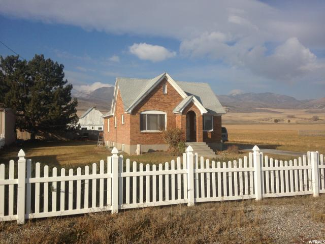 Single Family for Sale at 1439 N WESTSIDE HWY Dayton, Idaho 83232 United States