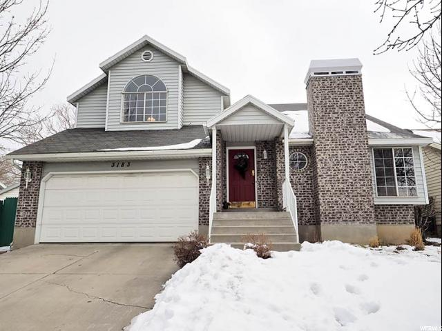 Home for sale at 3183 S 500 East, Salt Lake City, UT  84106. Listed at 314900 with 4 bedrooms, 3 bathrooms and 2,480 total square feet