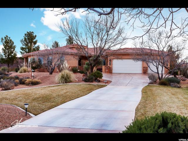 MLS #1428872 for sale - listed by Bob Richards, Keller Williams Realty St George (Success)