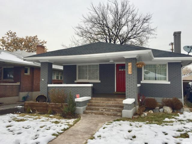 Home for sale at 169 E Kelsey Ave, Salt Lake City, UT  84111. Listed at 340000 with 3 bedrooms, 2 bathrooms and 2,128 total square feet