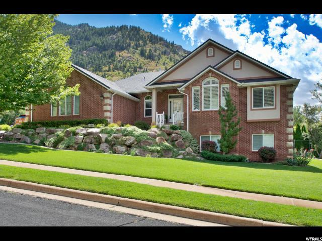 Single Family for Sale at 1585 E 2525 N North Ogden, Utah 84414 United States