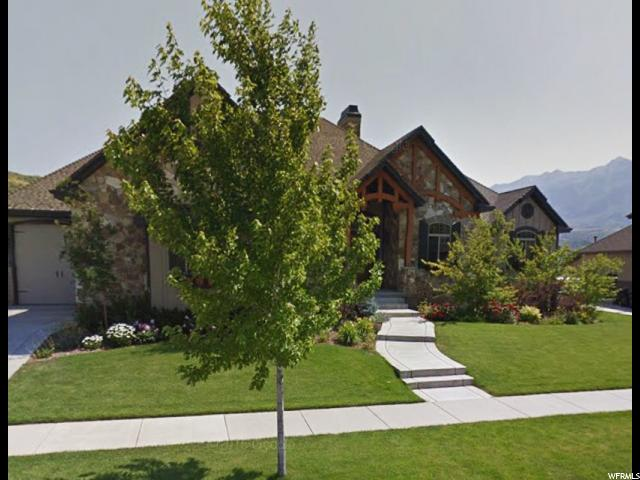 Single Family for Sale at 4665 W SADDLEBACK Lane Mountain Green, Utah 84050 United States