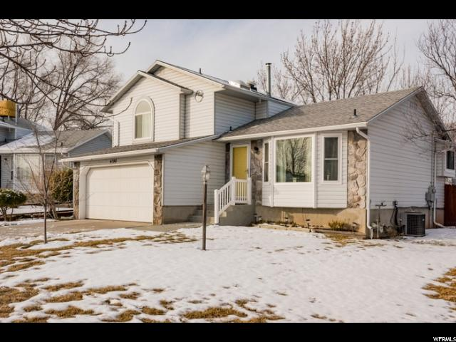 Single Family for Sale at 4790 S COBB Circle Kearns, Utah 84118 United States