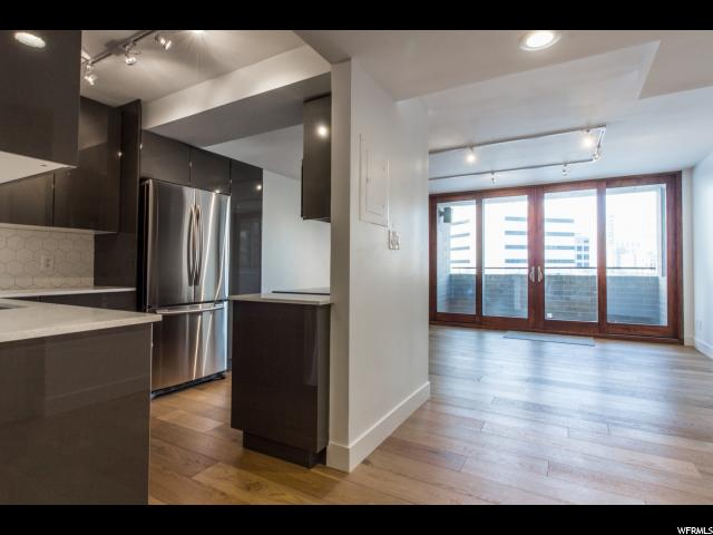 Home for sale at 230 E Broadway #509, Salt Lake City, UT  84111. Listed at 360000 with 2 bedrooms, 2 bathrooms and 938 total square feet