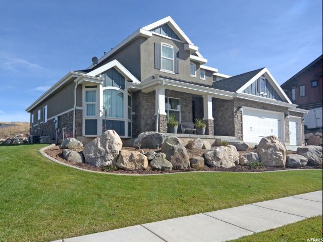 Unique la famille pour l Vente à 6246 N HIDDEN HILLS Drive Mountain Green, Utah 84050 États-Unis