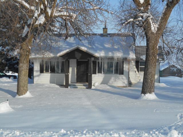 单亲家庭 为 销售 在 288 N 100 W Clarkston, 犹他州 84305 美国